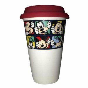 Walt Disney Mickey Cartoon Reel Movie Coffee Mug